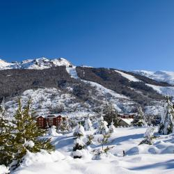 Estação de esqui Cerro Catedral