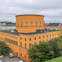 Stockholm Public Library, Stoccolma
