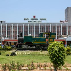 Bangalore City Train Station