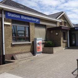 Blankenberge Train Station
