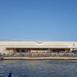Venice Santa Lucia Train Station