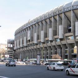 Santiago Bernabéu -stadion