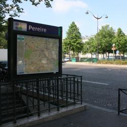 Σταθμός Μετρό Pereire