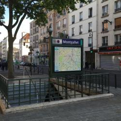 Montgallet Metro Station