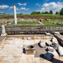 Parco archeologico di Dion, Litóchoron