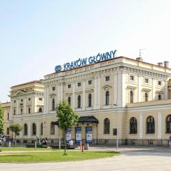 Krakow Central Railway Station