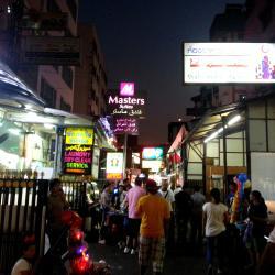 az Arab utca, Bangkok
