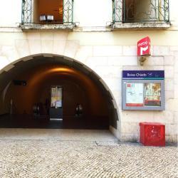 Baixa/Chiado Metro – Baixa