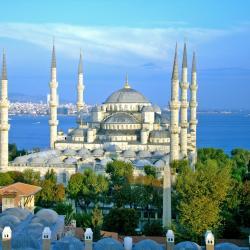 Den blå moské