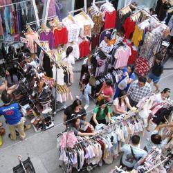 Pratunam wholesale market, Bangkok