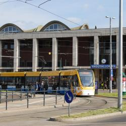 Debrecen Train Station