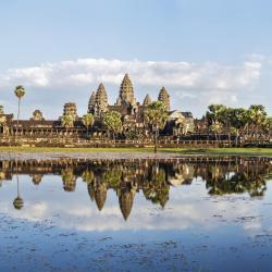 معبد أنغكور وات, سيام ريب