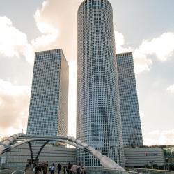 debesskrāpji Azrieli Towers, Telaviva
