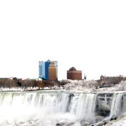 Niagarafälle, Niagarafälle