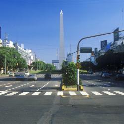 Aleja 9 de Julio Avenue, Buenos Aires