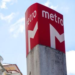 Метростанция Praça de Espanha