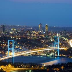 Boszporusz-híd, Isztambul