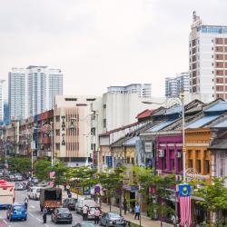 Little India em Kuala Lumpur