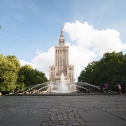 Palace of Culture & Science