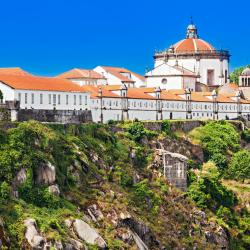Monasterio de Serra do Pilar