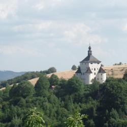 Nový hrad Banská Štiavnica
