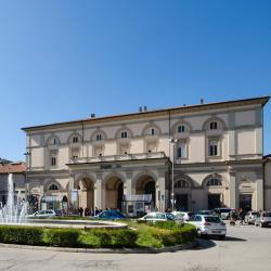 Perugia Train Station