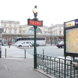 Metrostation Gare de l'Est