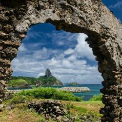 Santo Antonio Fort Ruins