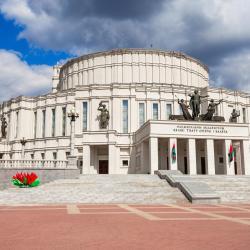 National Academic Big Opera and Ballet Theatre, 明斯克