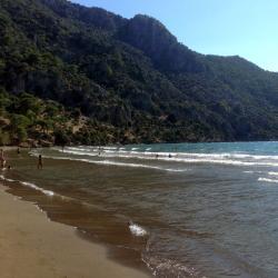 Praia de Iztuzu, Dalyan