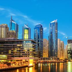a Dubaj Marina bevásárlóközpont