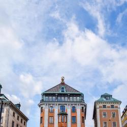 העיר העתיקה של שטוקהולם, שטוקהולם