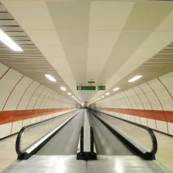 Taksim Metro Station
