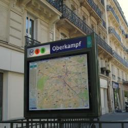 Stazione Metro Oberkampf