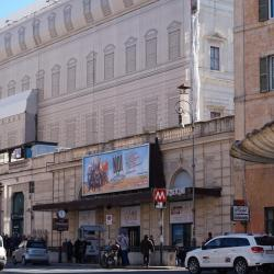 Barberini Metro Station