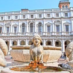 a bergamói Piazza Vecchia