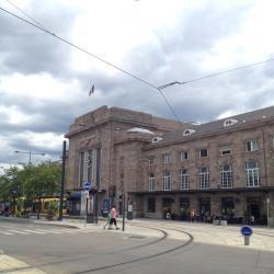 Mulhouse Train Station