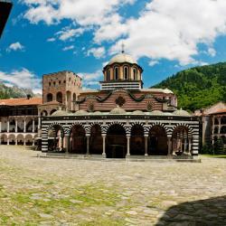 Monasterio de Rila, Monasterio de Rila