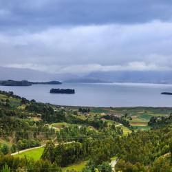 Jezioro Tota, Cuítiva