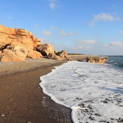 Pláž Lara, Pegeia