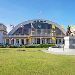Estación de tren de Hualumphong