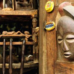 The Zanzibar Curio shop