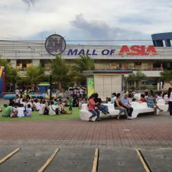 Einkaufszentrum SM Manila, Manila