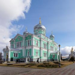 セラフィモ・ジヴェエフスキー修道院, ジヴェエヴォ