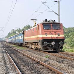 Chennai Central Train Station