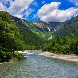 Vallée de Kamikōchi, Matsumoto