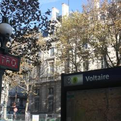 Voltaire Metro Station