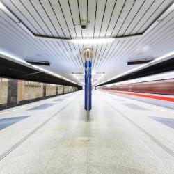 Estação de Metrô Budejovicka