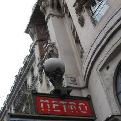 Estación de metro Réaumur-Sébastopol