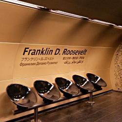 Stazione Metro Franklin D. Roosevelt